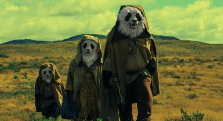 Wastelander Panda: EXILE