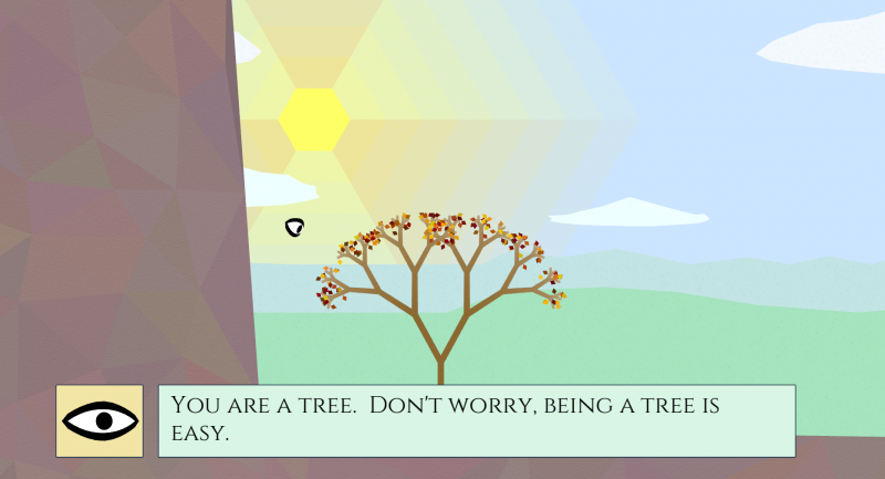 How to Be a Tree