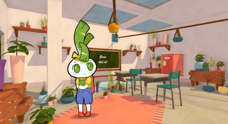 Inspector Woof & the Vegetable Highschool