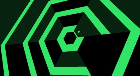 Super Hexagon Developer Commentary