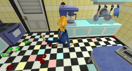 Octodad: Dadliest Catch Developer Commentary