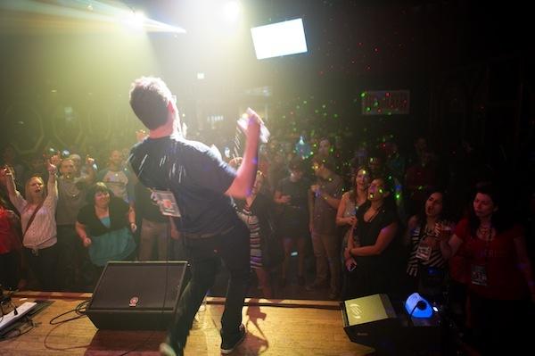 Chaos Reigns!!! Karaoke Party