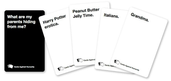 Cards Against Humanity Happy Hour