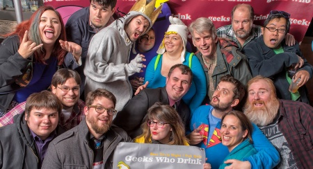 Geeks Who Drink