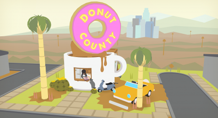 Donut County: Developer Commentary
