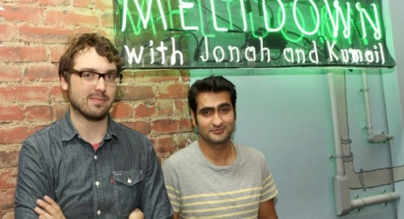 THE COMEDY MELTDOWN WITH JONAH AND KUMAIL