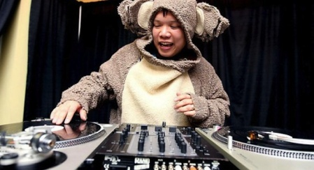 THE KID KOALA HIGHBALLA HOLLA