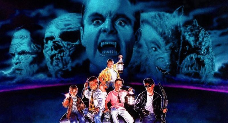 THE MONSTER SQUAD MONSTER MEGA-MASH