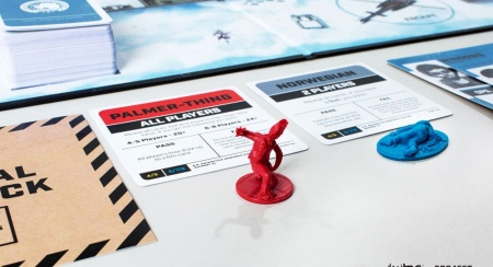 THE THING: INFECTION AT OUTPOST 31 GAME PLAY