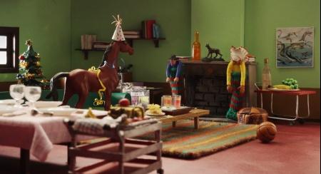 A TOWN CALLED PANIC: THE CHRISTMAS LOG (La Bûche de Noël)