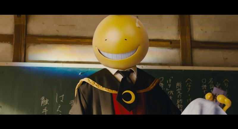 Assassination Classroom Film