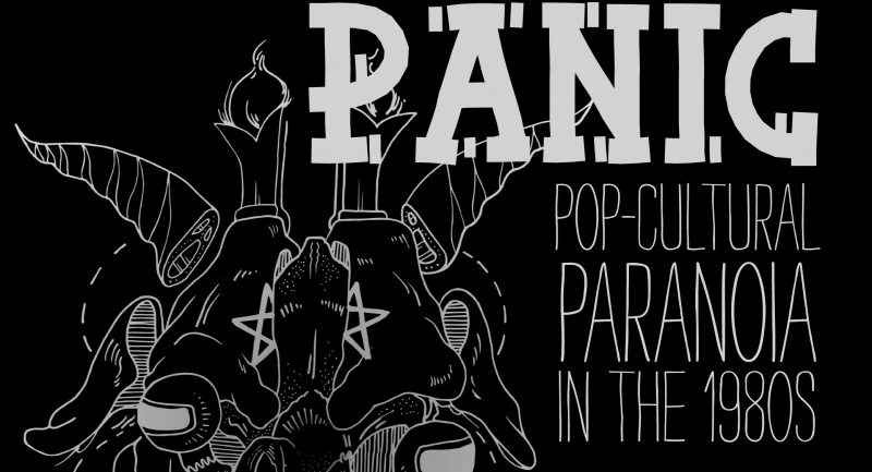 SATANIC PANIC Book Launch + Screening of EVILSPEAK (in 35mm!)