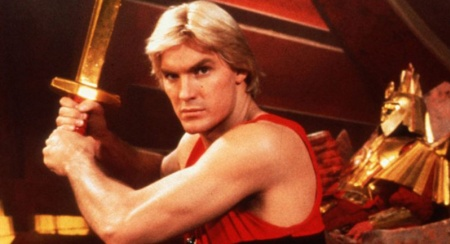 FLASH GORDON IN 35MM