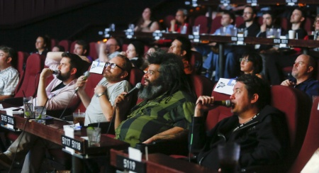 Doug Benson Movie Interruption: BABE - PIG IN THE CITY